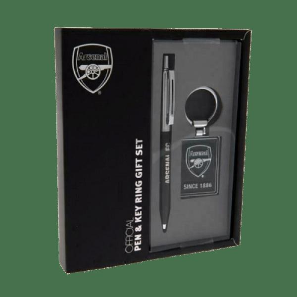 Arsenal toll+kulcstartó díszdobozban