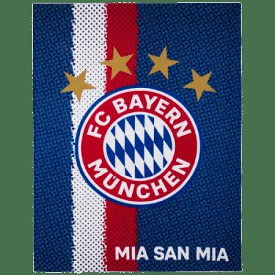 FC Bayern München polár takaró