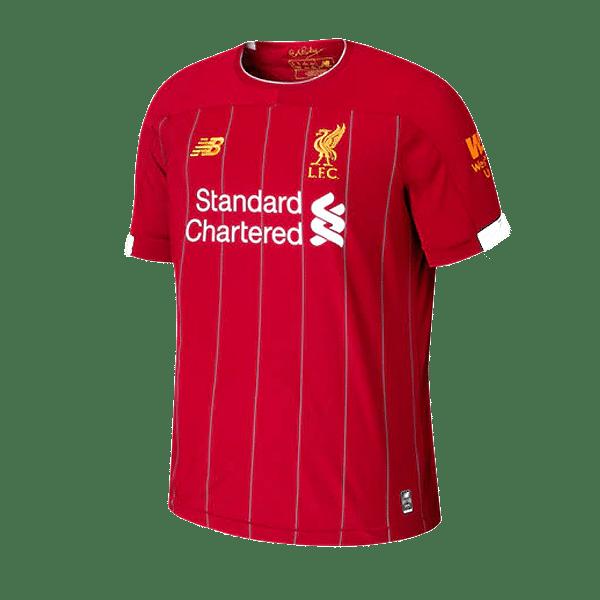 New Balance Liverpool FC 2019/20 hazai mez, gyerekméret