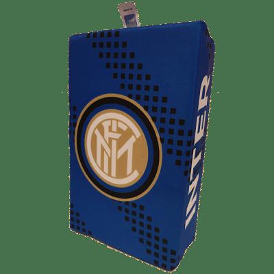 Internazionale FC párna, összehajtható
