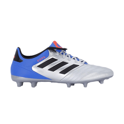 Adidas Copa 18.3 FG stoplis focicipő, ezüst-kék