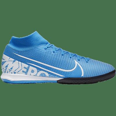 Nike Mercurial Superfly 7 Academy IC terem focicipő, kék