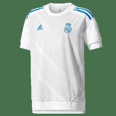 Adidas Real Madrid 2017/18 pre-match mez, gyerekméret