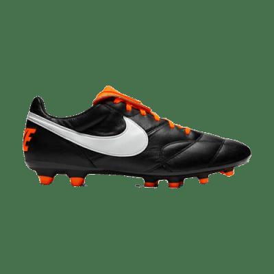 Nike Premier II FG stoplis focicipő, fekete-narancssárga