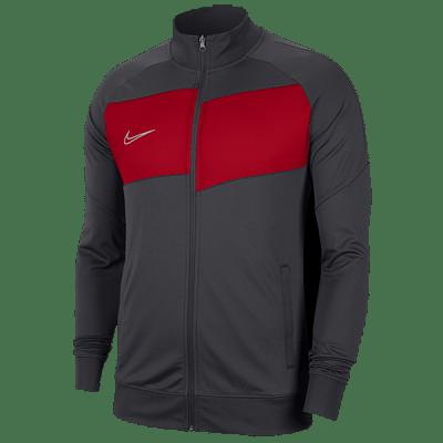 Nike Dri-FIT Academy melegítőfelső, szürke-piros