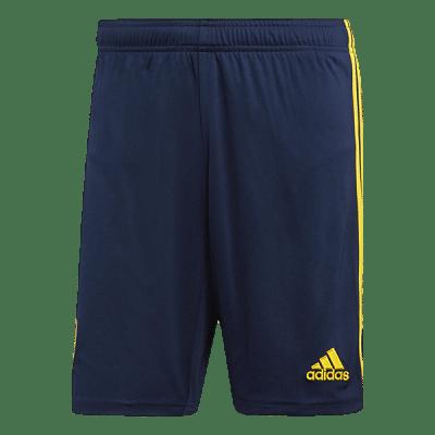 Adidas Arsenal FC 2019/20 idegenbeli rövidnadrág, kék