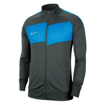 Nike Dri-FIT Academy melegítőfelső, szürke-kék