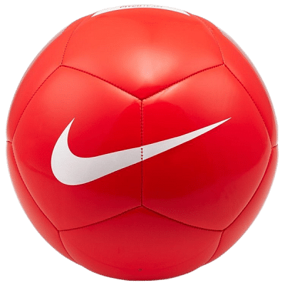 Nike Pitch Team labda, piros