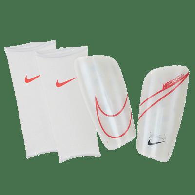 Nike Mercurial Lite sípcsontvédő, fehér-piros