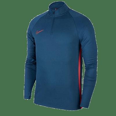 Nike Dri-FIT Academy Dril Top melegítőfelső, kék