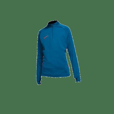 Nike Dri-FIT Academy Dril Top melegítőfelső, kék, gyerekméret