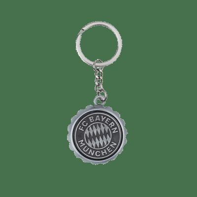 FC Bayern München kulcstartó, fém