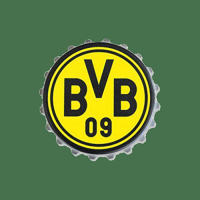 Dortmund sörnyitó+hűtőmágnes