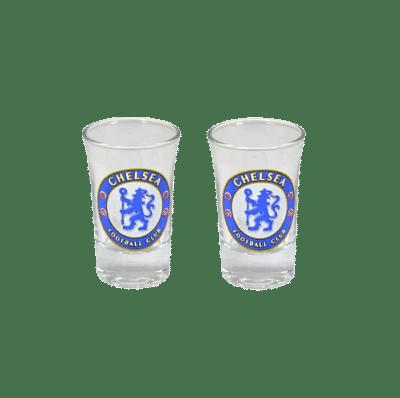 Chelsea stampedlis pohárkészlet (2db-os)