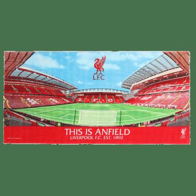 Liverpool törölköző, stadionos