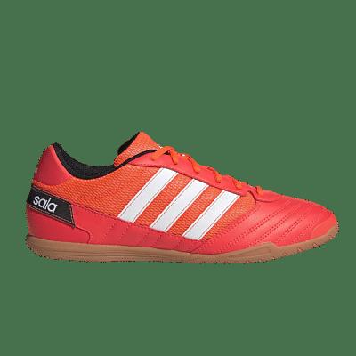 Adidas Super Sala IN teremcipő, piros