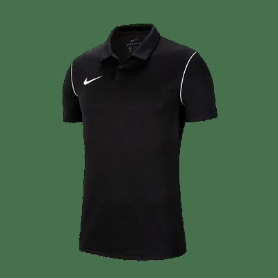 Nike Park 20 galléros póló, fekete
