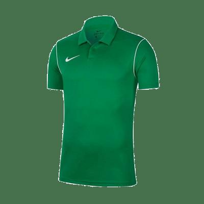 Nike Park 20 galléros póló, zöld