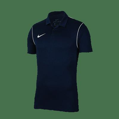 Nike Park 20 galléros póló, sötétkék