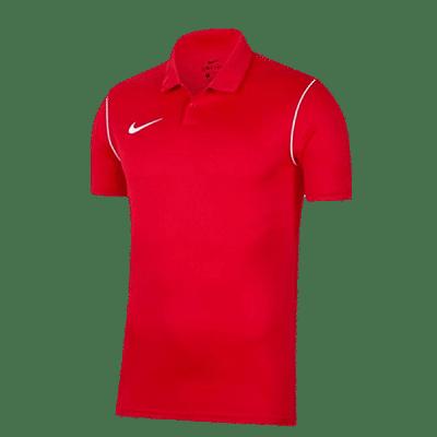 Nike Park 20 galléros póló, piros