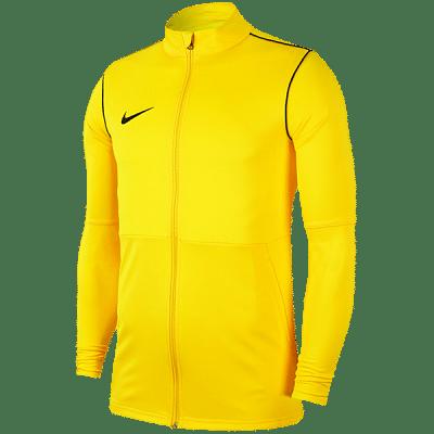 Nike Dri-FIT Park 20 melegítőfelső, sárga