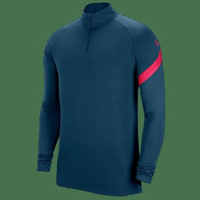 Nike Dri-FIT Academy melegítőfelső, kék-piros