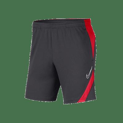 Nike Dri-FIT Academy rövidnadrág, szürke-piros