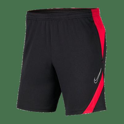 Nike Dri-FIT Academy rövidnadrág, fekete-piros