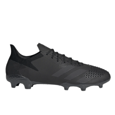Adidas Predator 20.2 FG stoplis focicipő, fekete