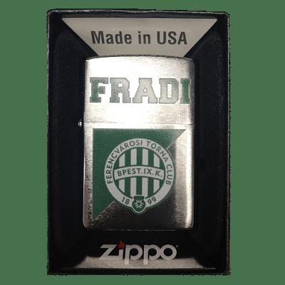 FTC Zippo öngyújtó, címeres