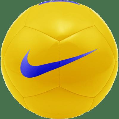 Nike Pitch Team focilabda, sárga-kék