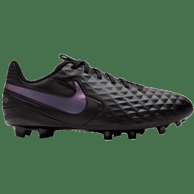 Nike Tiempo Legend 8 Academy FG/MG Jr. stoplis focicipő, gyerekméret, fekete