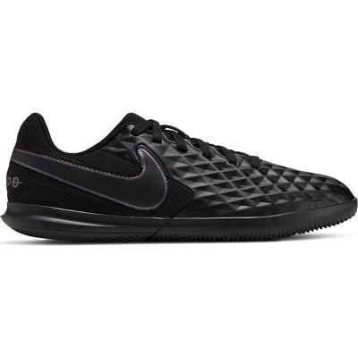 Nike Tiempo Legend 8 Club IC Jr. teremcipő, gyerekméret, fekete