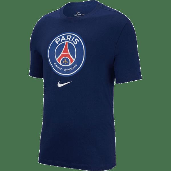 Nike PSG póló, kék, címeres
