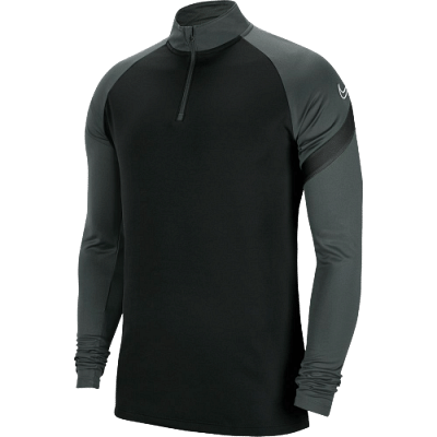 Nike Dri-FIT Academy Pro melegítőfelső, antracit-fekete