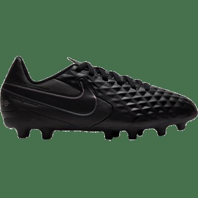 Nike Tiempo Legend 8 Club FG/MG Jr. stoplis focicipő, gyerekméret, fekete