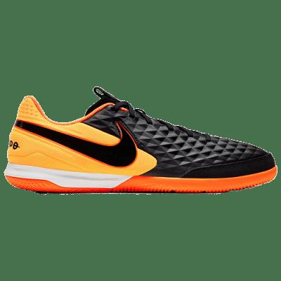 Nike Tiempo Legend 8 Academy IC teremcipő, fekete-narancssárga