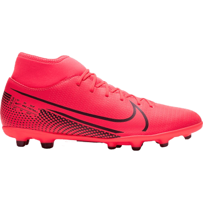 Nike Mercurial Superfly 7 Club FG/MG stoplis focicipő, pink