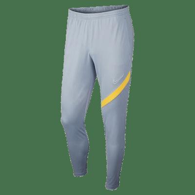 Nike Dri-FIT Academy Pro melegítőnadrág, szürke-sárga