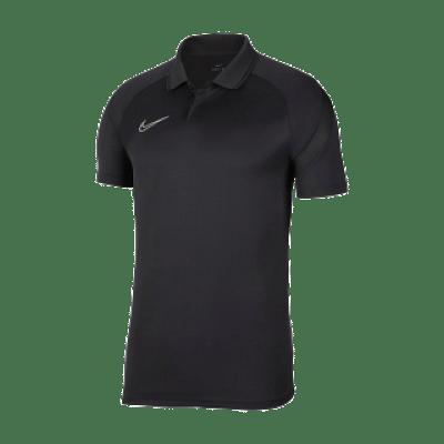 Nike Dri-FIT Academy Pro galléros póló, fekete-antracit