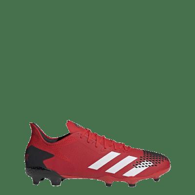 Adidas Predator 20.2 FG stoplis focicipő, piros