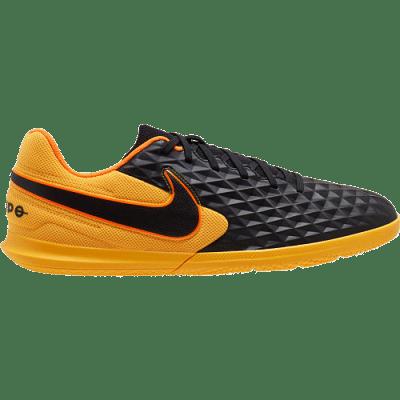 Nike Tiempo Legend 8 Club IC teremcipő, narancssárga-fekete