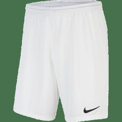 Nike Park III nadrág, fehér