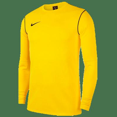 Nike Dri-FIT Park 20 CREW melegítőfelső, sárga