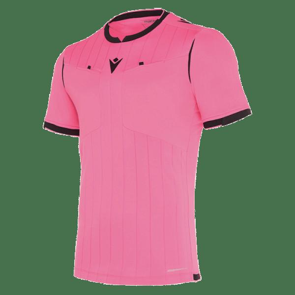 Macron Eklind játékvezetői mez, pink