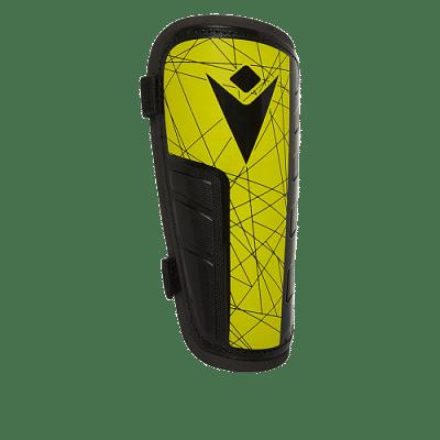 Macron Lister XH sípcsontvédő, neonsárga-fekete