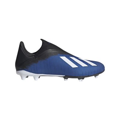 Adidas X 19.3 LL FG stoplis focicipő, kék-fekete