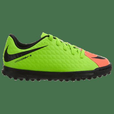 Nike HypervenomX Phade III TF Jr műfüves focicipő, gyerekméret