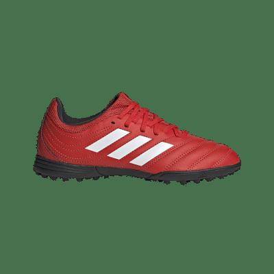 Adidas Copa 20.3 TF J műfüves focicipő, gyerekméret, piros