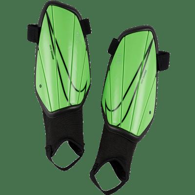 Nike Charge sípcsontvédő, zöld, gyerekméret